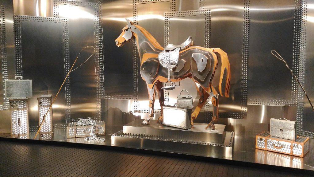 cheval Hermès