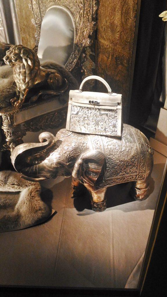 Sac Hermès collection hiver 2008