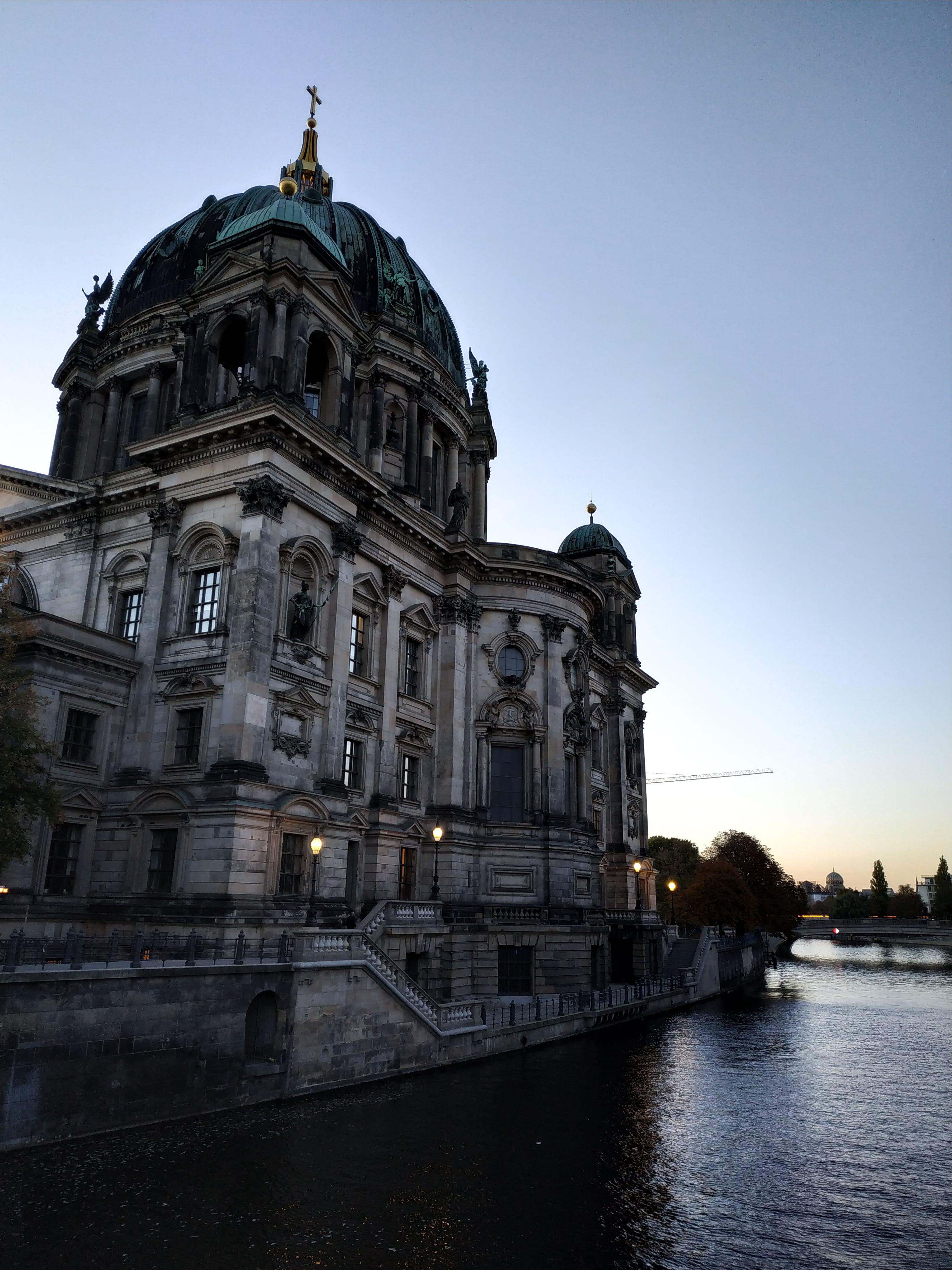Cathédrale de Berlin : En route pour Berlin avec un nouveau city-guide sur le blog Unterwegs.