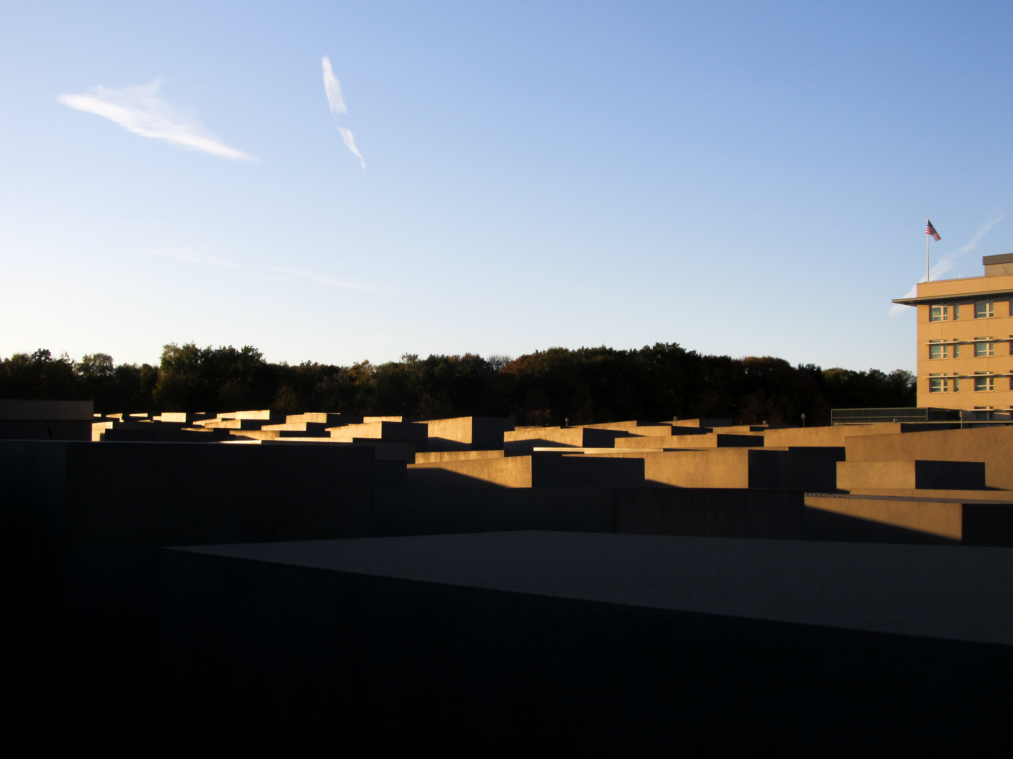 Mémorial de l'Holocauste : En route pour Berlin avec un nouveau city-guide sur le blog Unterwegs.