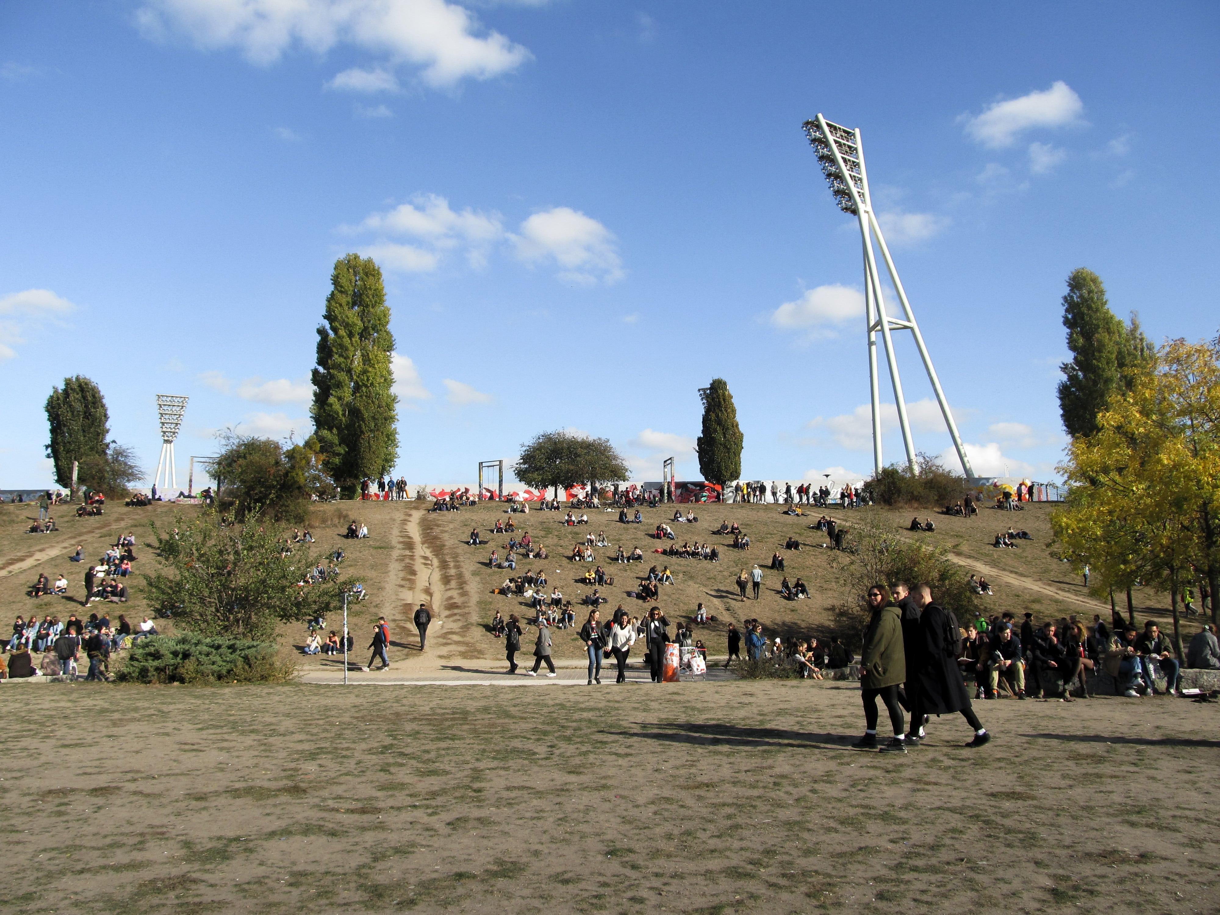 Mauerpark : En route pour Berlin avec un nouveau city-guide sur le blog Unterwegs.