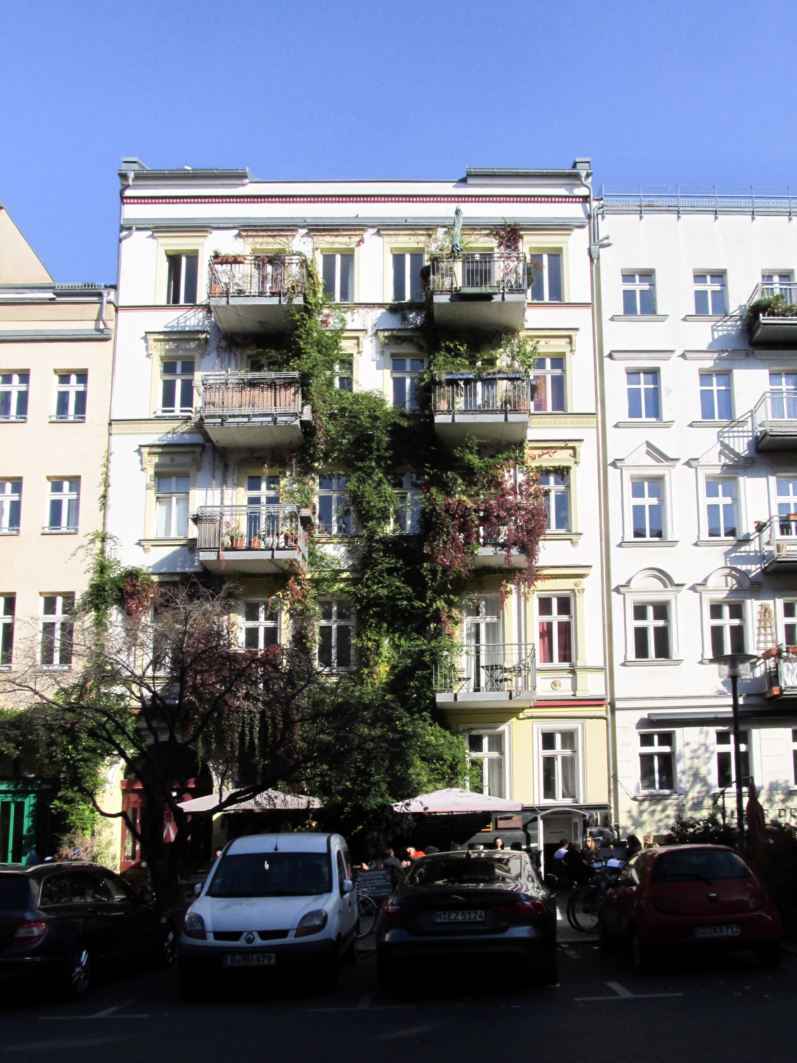 Kreuzberg : En route pour Berlin avec un nouveau city-guide sur le blog Unterwegs.