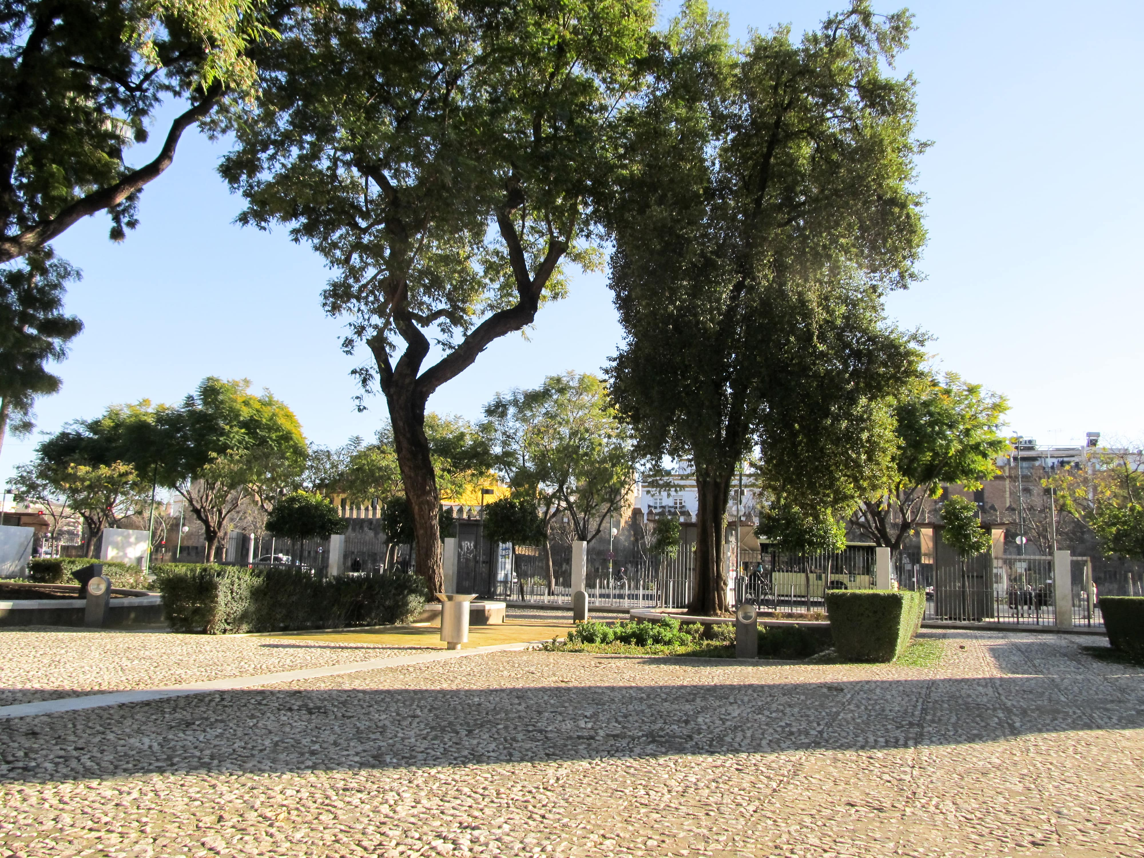 Jardins du Parlement : Partez à Séville à la découverte des quartiers Santa Cruz et La Macarena en plein mois de janvier.