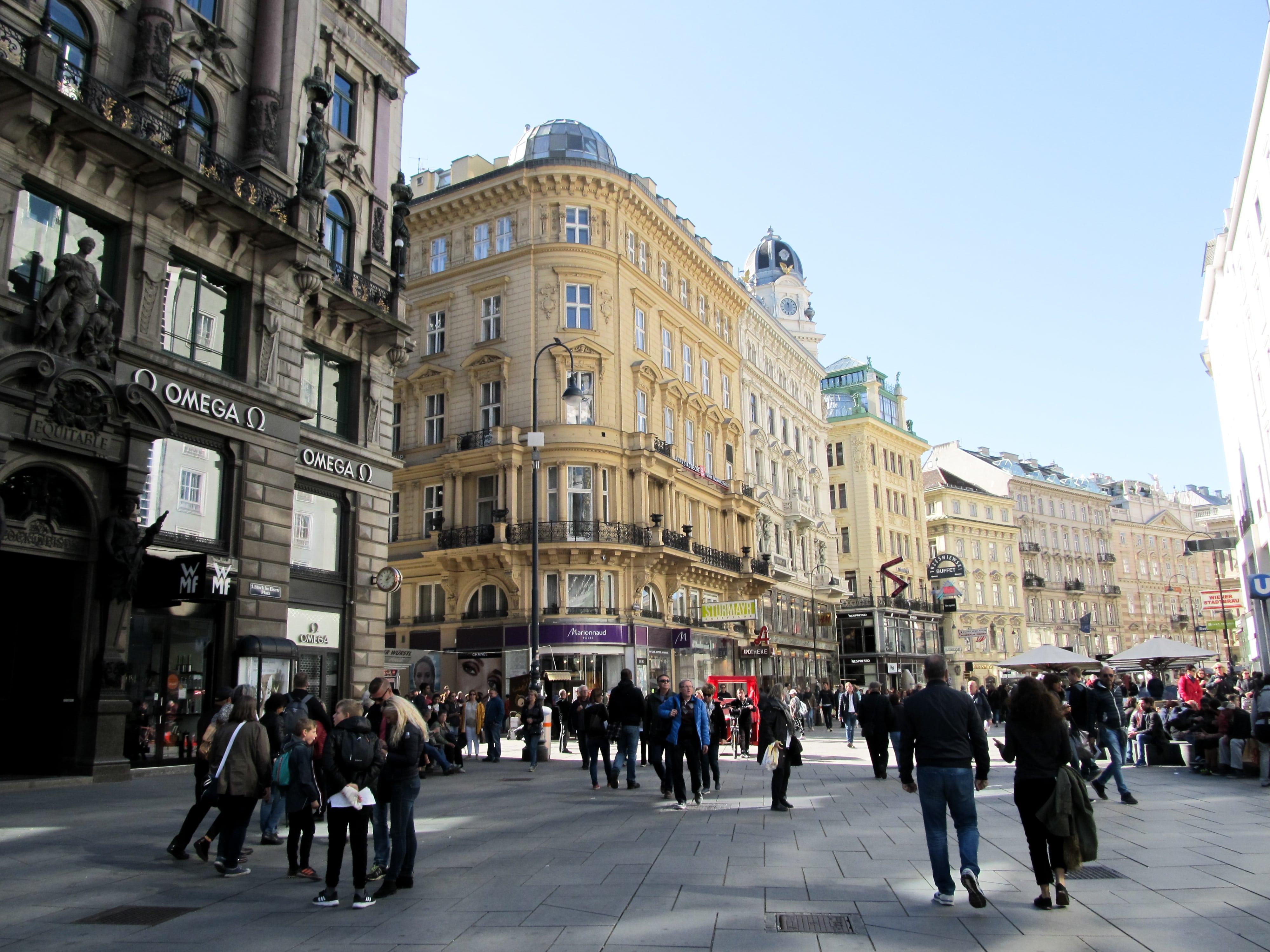 Découvrez la majestueuse Vienne avec les 5 immanquables à voir pour une visite expresse.