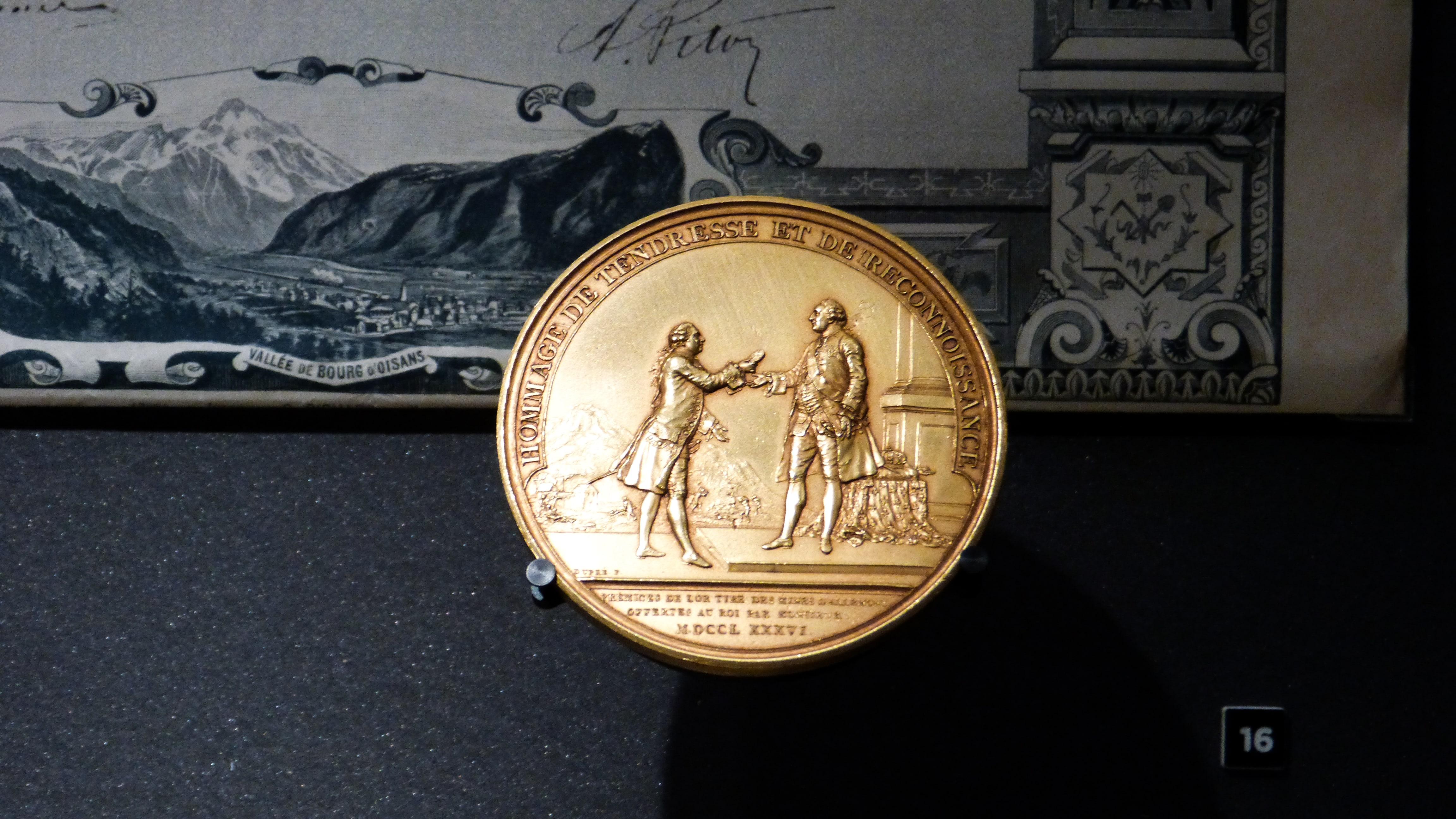 En plein cœur de la capitale, découvrez la Monnaie de Paris, un musée où étaient frappées les pièces auparavant.