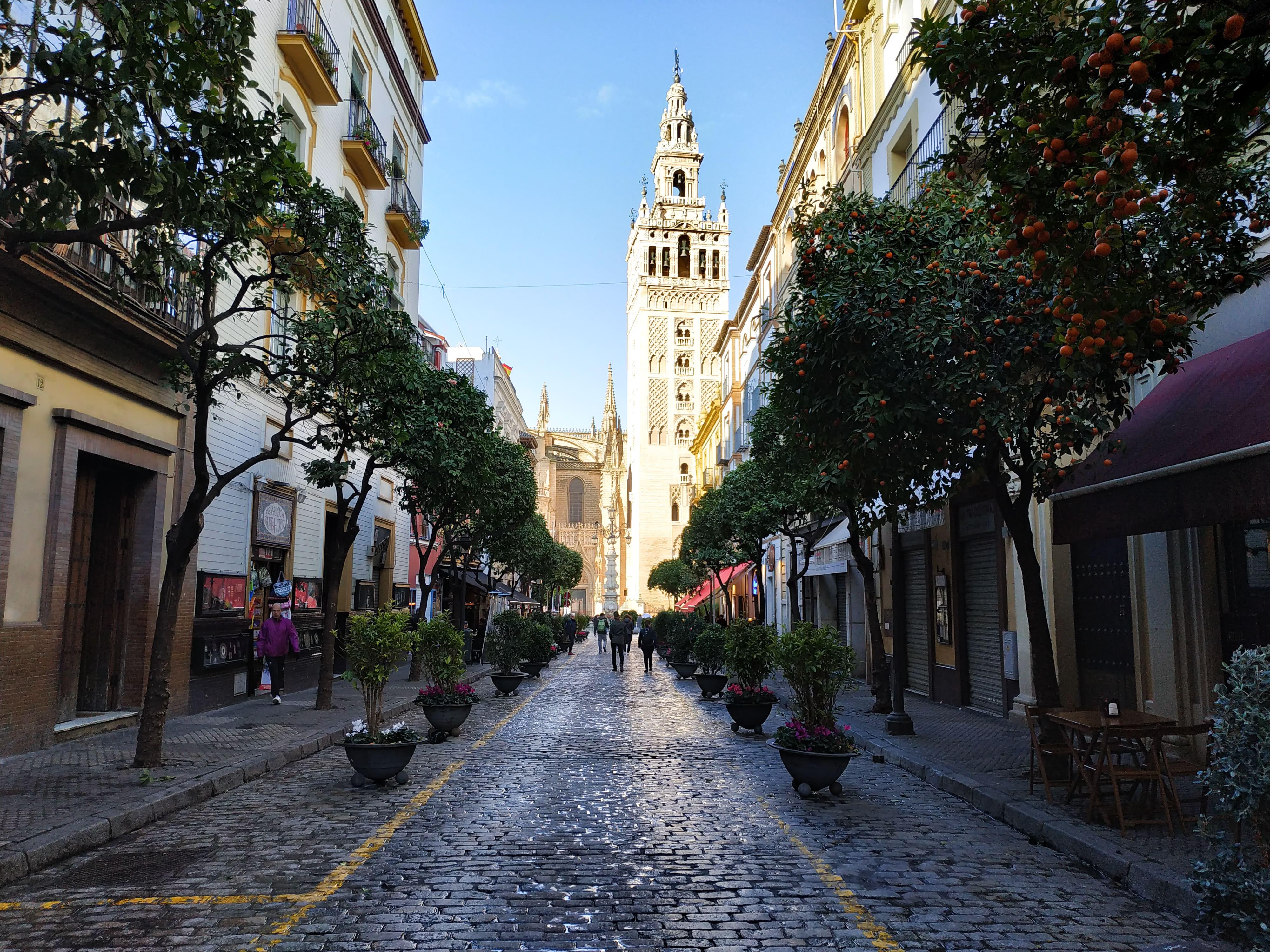 Cathédrale et Giralda : Retrouvez ici toutes les informations pour organiser votre long week-end à Séville, en Andalousie.