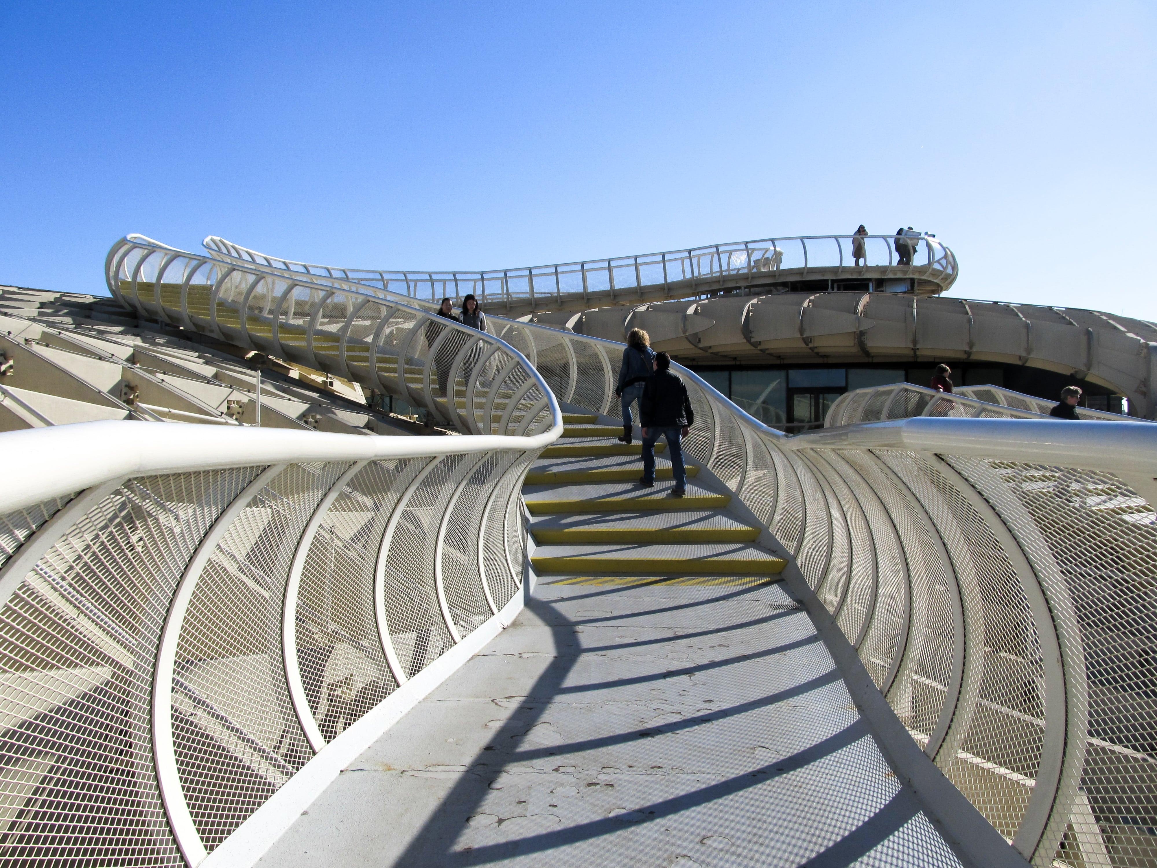 Metropol Parasol : Retrouvez ici toutes les informations pour organiser votre long week-end à Séville, en Andalousie.