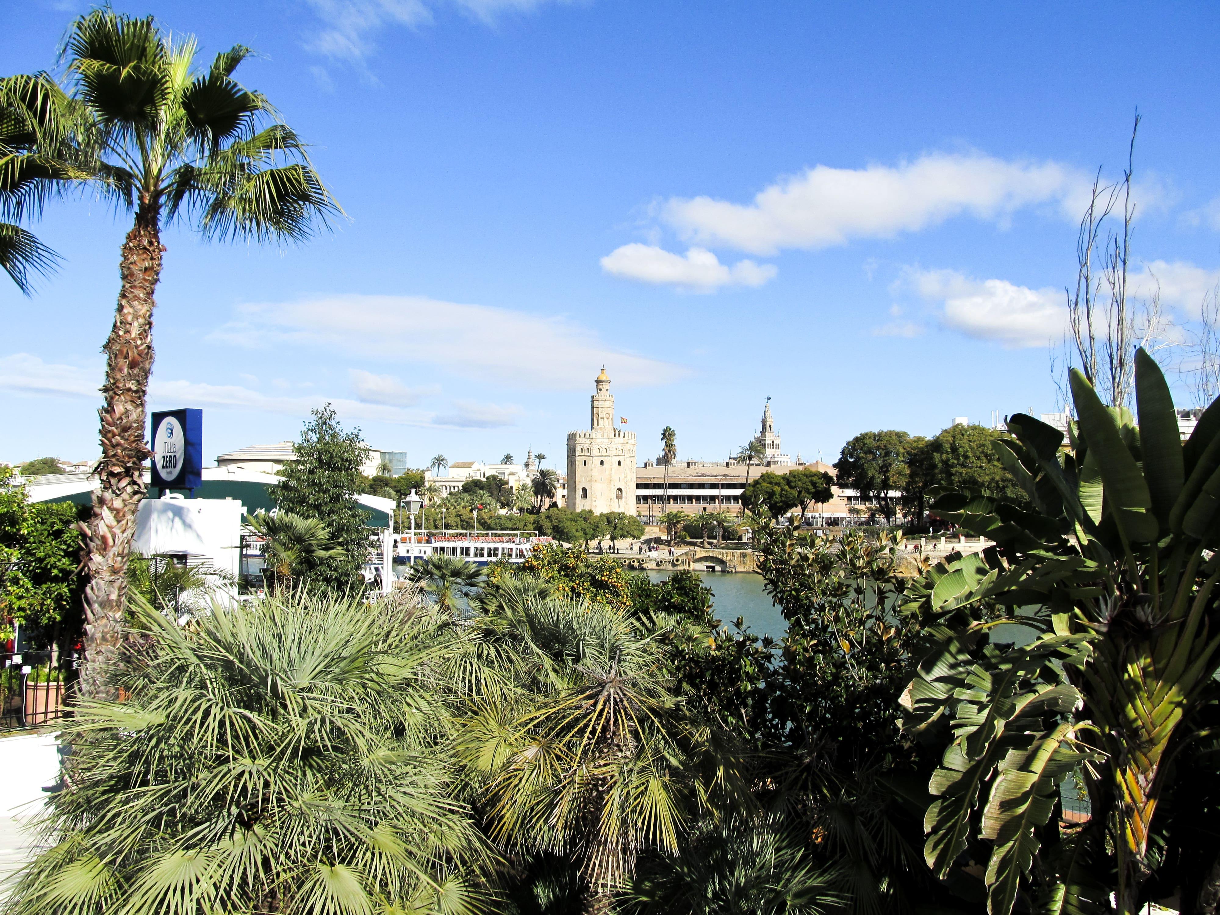 Torre del Oro : Retrouvez ici toutes les informations pour organiser votre long week-end à Séville, en Andalousie.