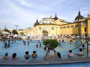 Les 5 meilleurs thermes de Budapest