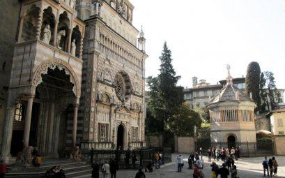 Chapelle Colleoni : Découvrez dans cet article les choses à faire pour visiter Bergame à quelques kilomètres de Milan.