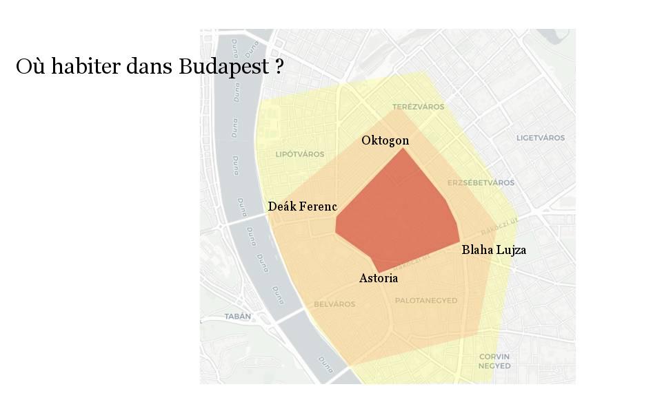 Où habiter dans Budapest : Retrouvez dans cet article toutes les informations pour organiser un échange universitaire Erasmus à Budapest : logements, budget, démarches, ...