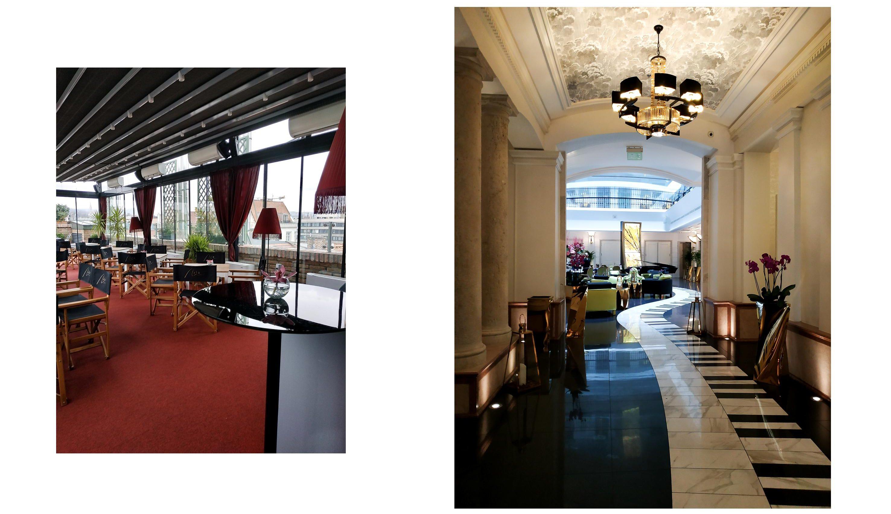 High Note Skybar : Restaurants, bars, cafés, ... voici un petit guide des bonnes adresses à Budapest pour vous aider lors de votre séjour dans la capitale hongroise.
