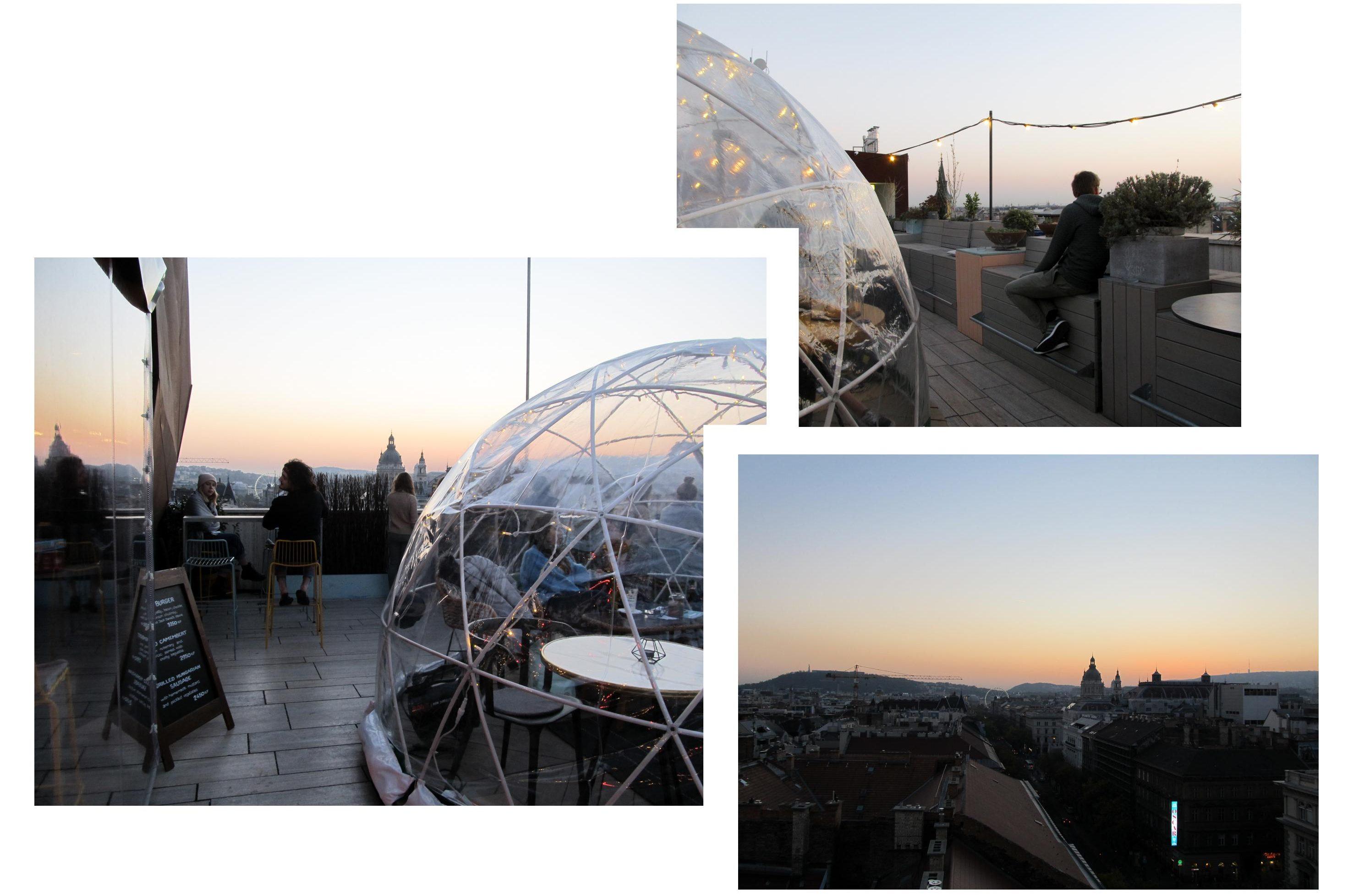 360 Bar (rooftop) : Restaurants, bars, cafés, ... voici un petit guide des bonnes adresses à Budapest pour vous aider lors de votre séjour dans la capitale hongroise.