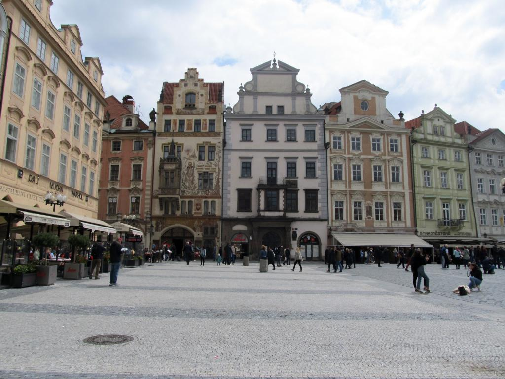 Prague – Vieille ville 3