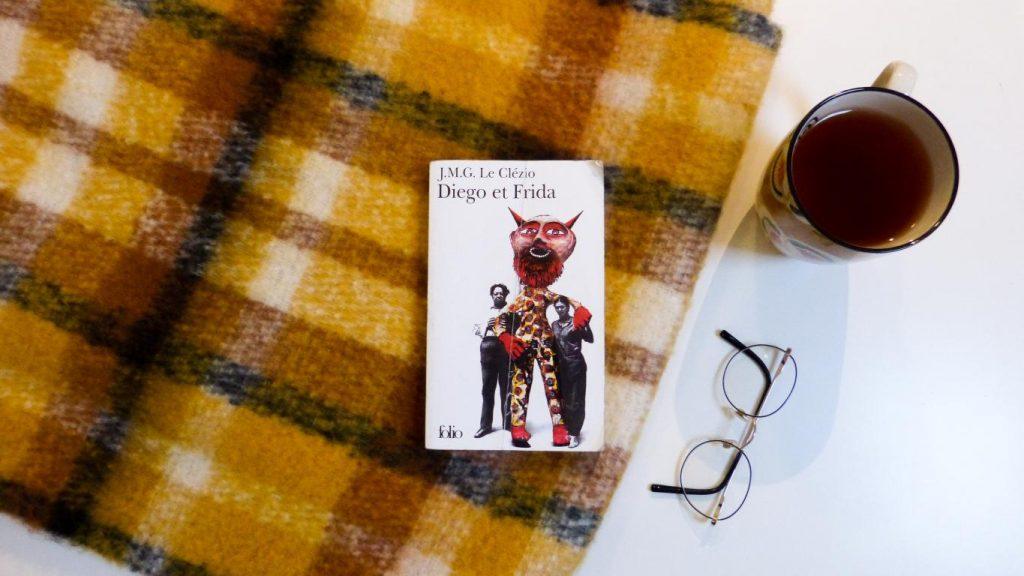 Diego et Frida : un livre de J. M. Le Clezio