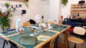 Atelier de maroquinerie : créer son sac personnalisable