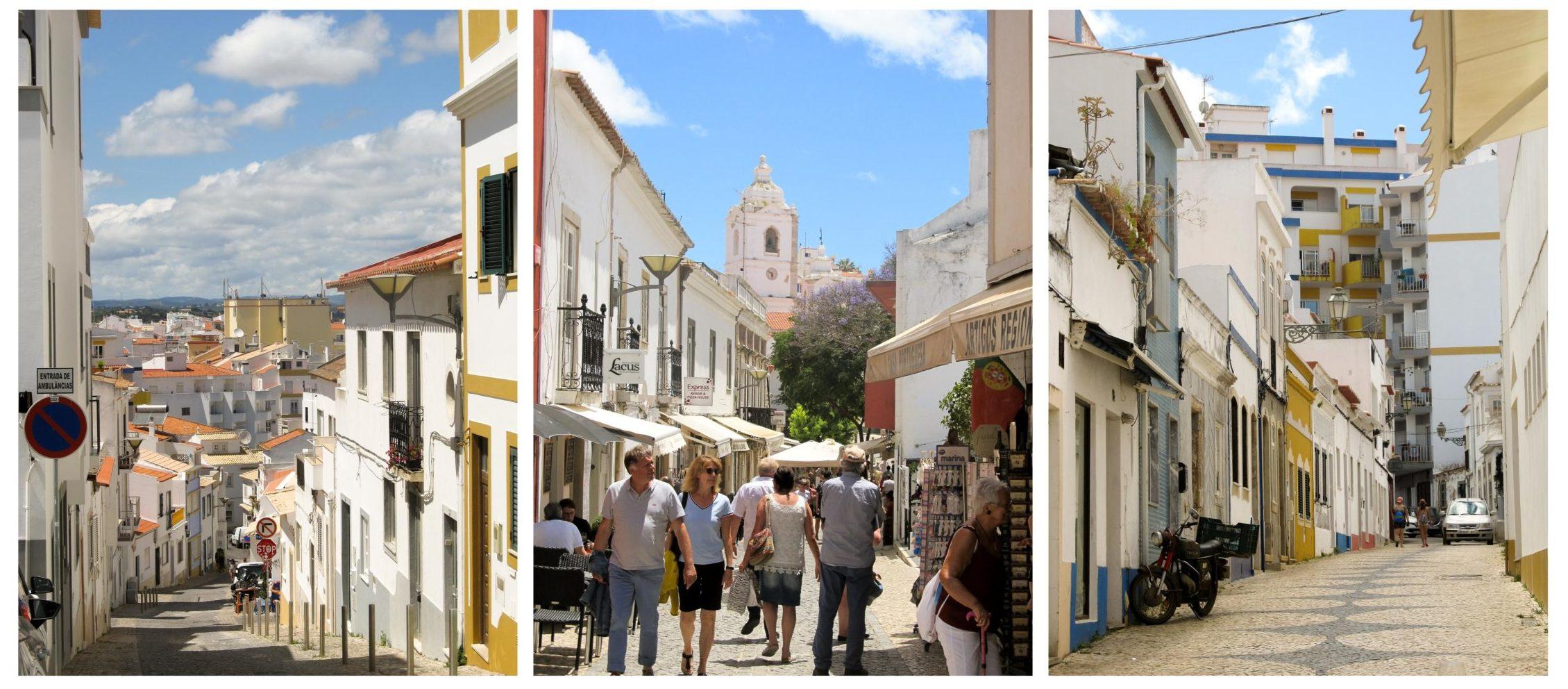 Lagos | Découvrez dans cet article les plus beaux endroits, notamment les plages et villages, de la côte sud de l'Algarve au Portugal.