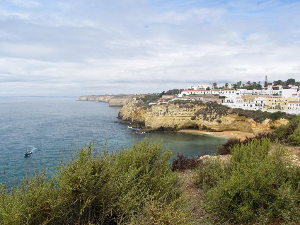 Algarve #1 : Les plus beaux endroits de la côte sud