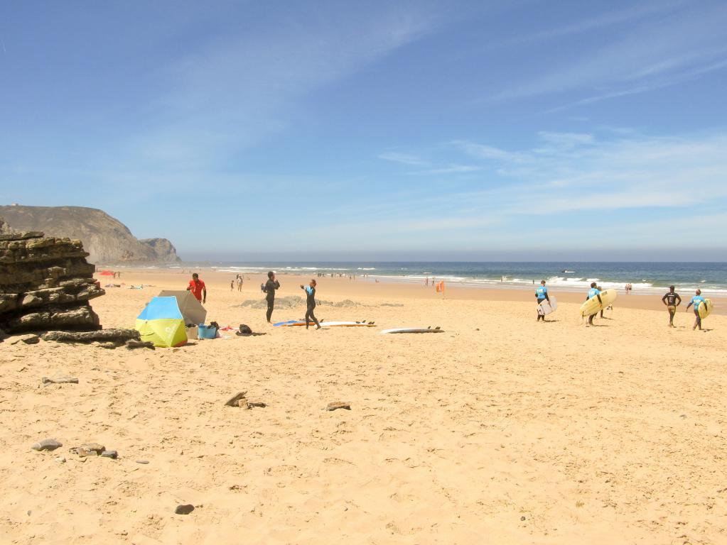 Praia da Cordoama : Retrouvez dans cet article des conseils pour visiter la côte ouest de l'Algarve au Portugal, entre Sagres et Odeceixe.