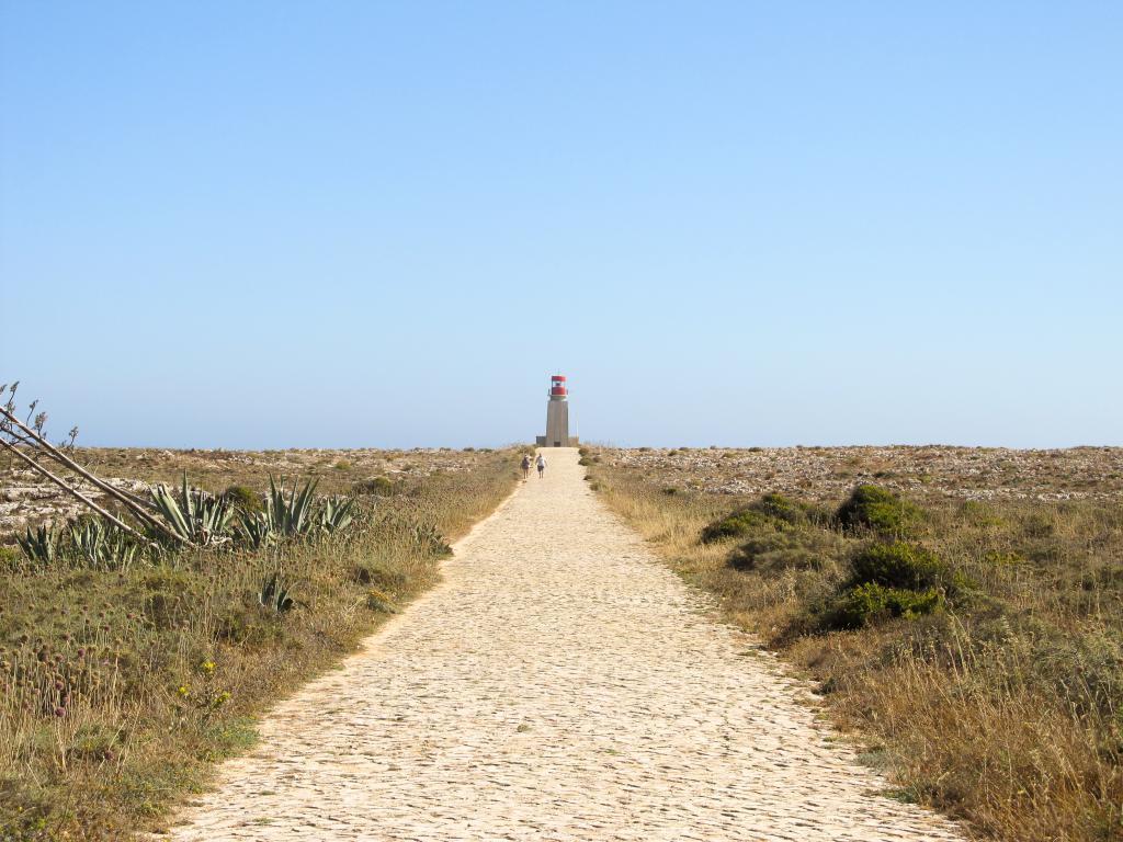 Forteresse de Sagres : Retrouvez dans cet article des conseils pour visiter la côte ouest de l'Algarve au Portugal, entre Sagres et Odeceixe.