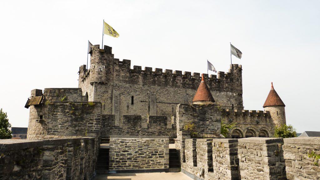 Visiter Gand | Que voir et que faire à Gand ? Le château des Comtes de Flandres