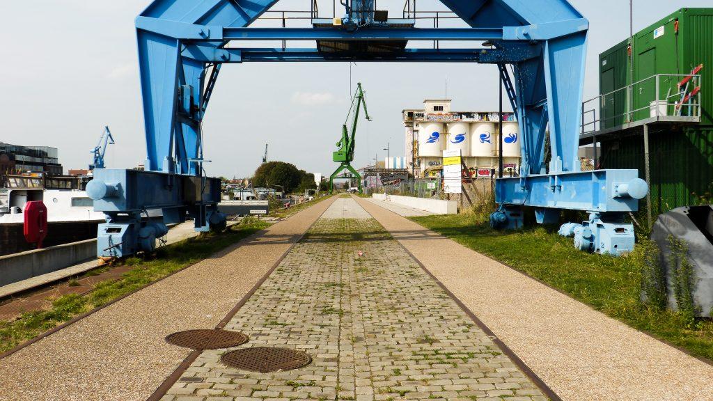 Une friche industrielle à Gand | Découvrez les meilleurs endroits pour voir du street-art et de l'art urbain à Gand