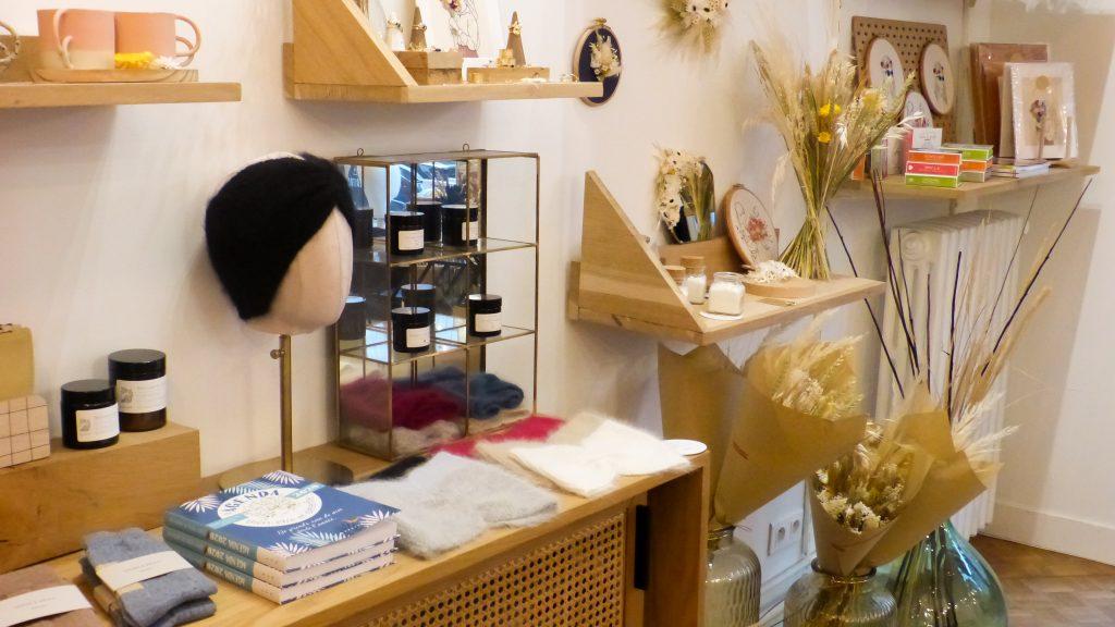 Atelier-boutique Seize Paris