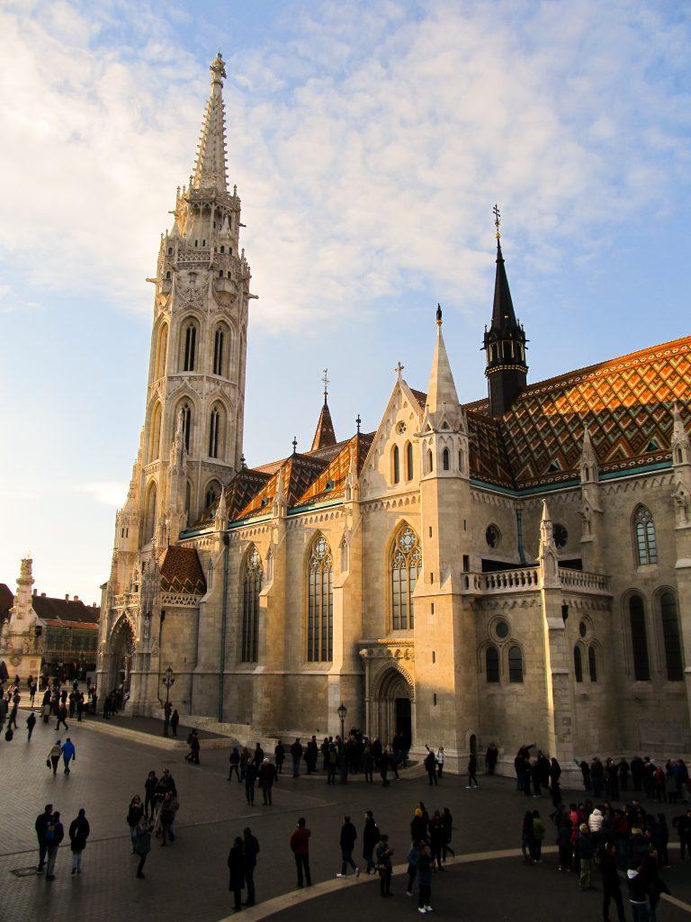 Bastion des pêcheurs coups de cœur Budapest