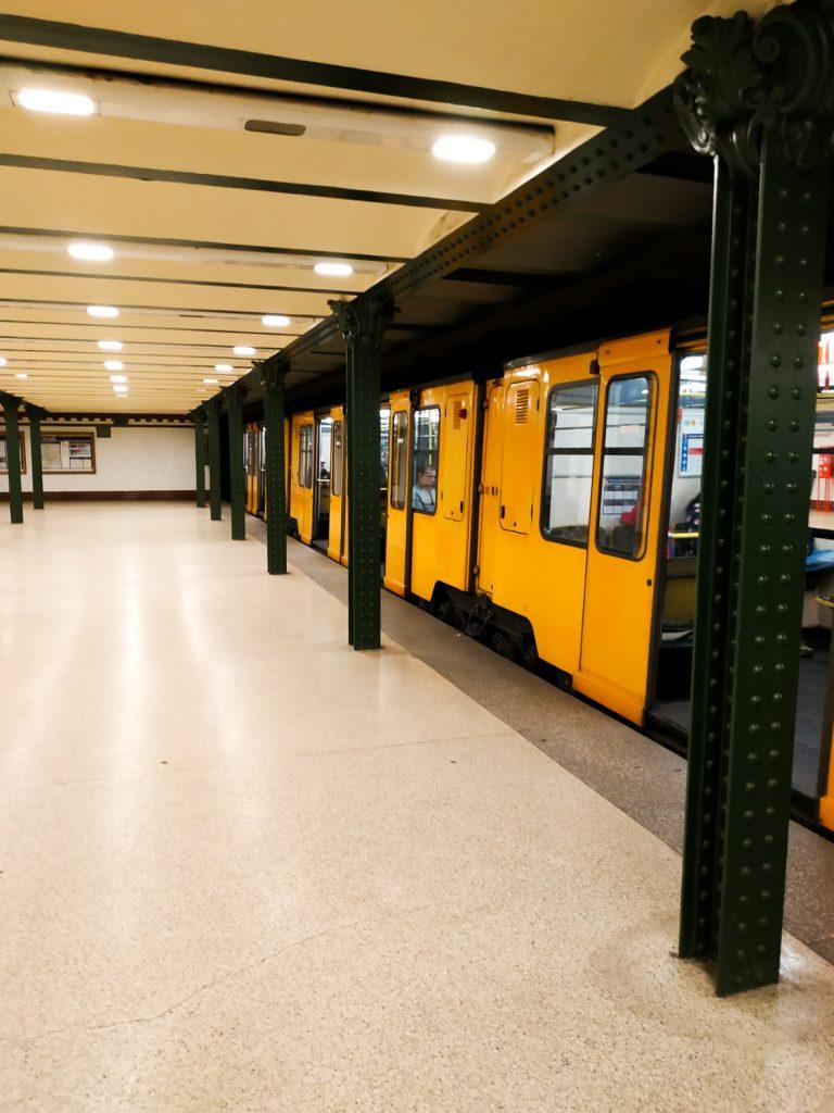 Métro Budapest