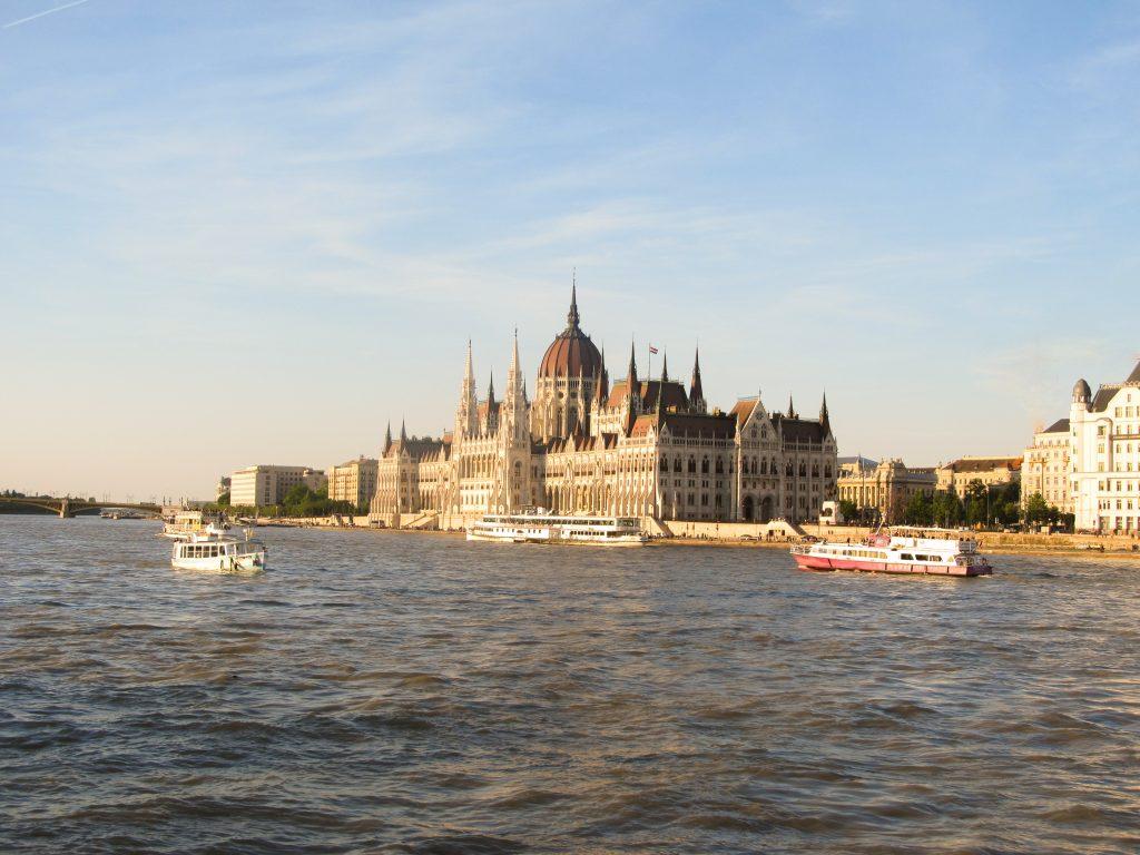 Parlement Budapest Coups de cœur