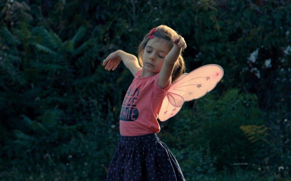 Petite fille Arte