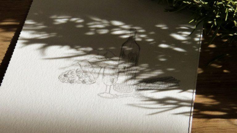 Cours d'aquarelle en ligne : apprendre les basiques avec Rachelle Cunningham