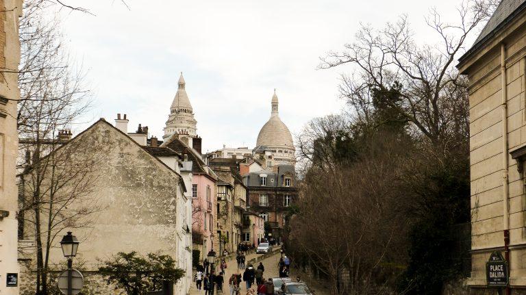 Paris : Itinéraire de balade à Montmartre