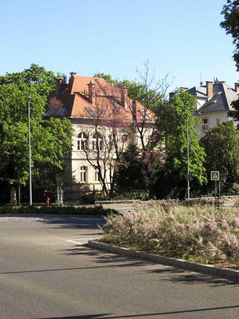 Budapest collines des roses