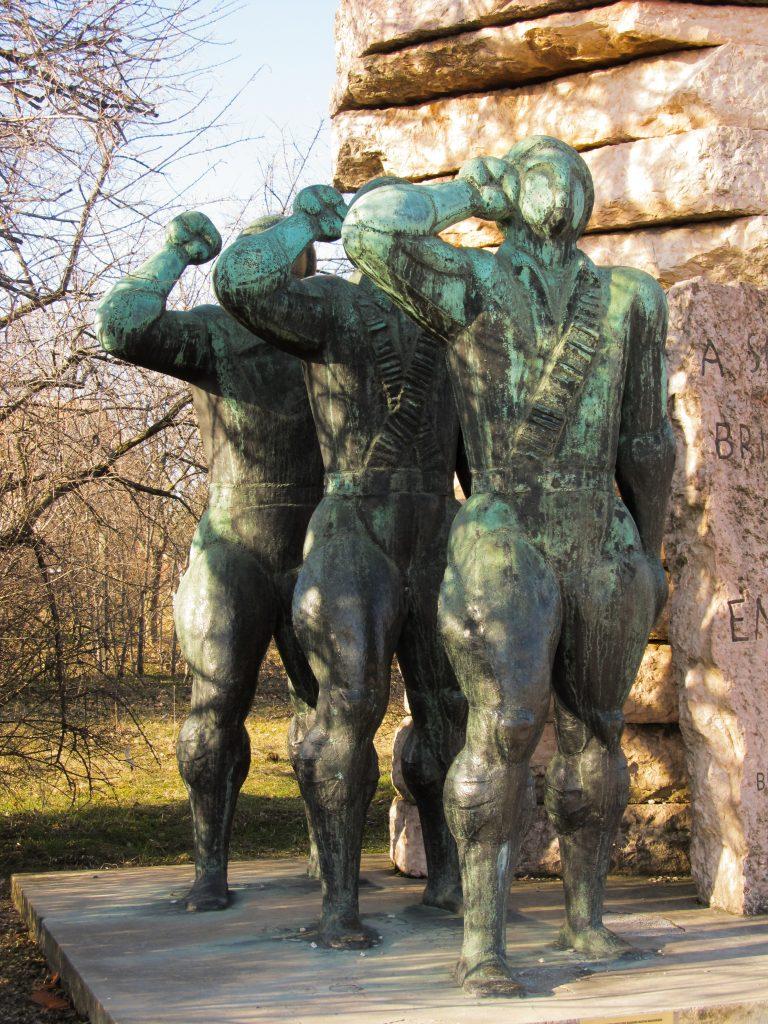 Budapest insolite Memento Park