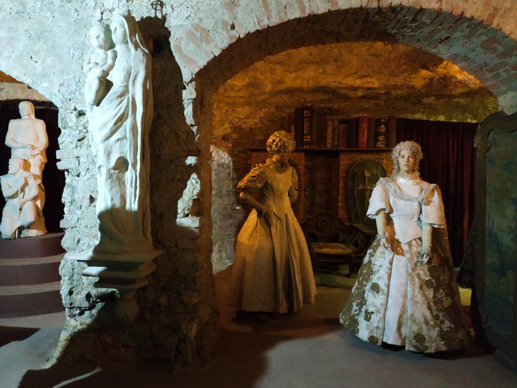 Budapest insolite labyrinthe sous le château