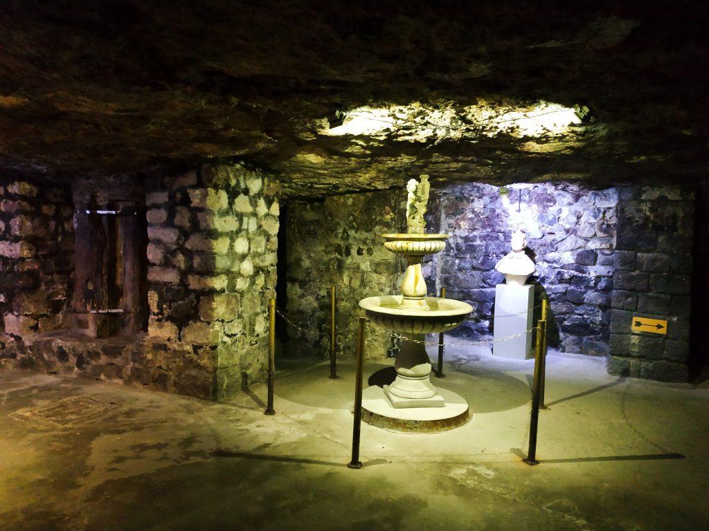 Labyrinthe sous le château Budapest
