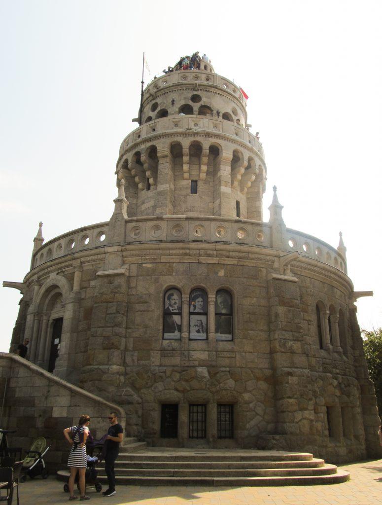 Mont Janos Budapest