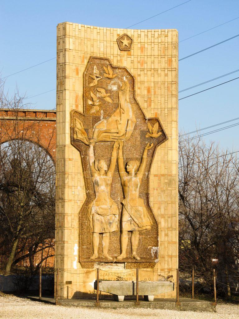 Pars des statues Memento Park