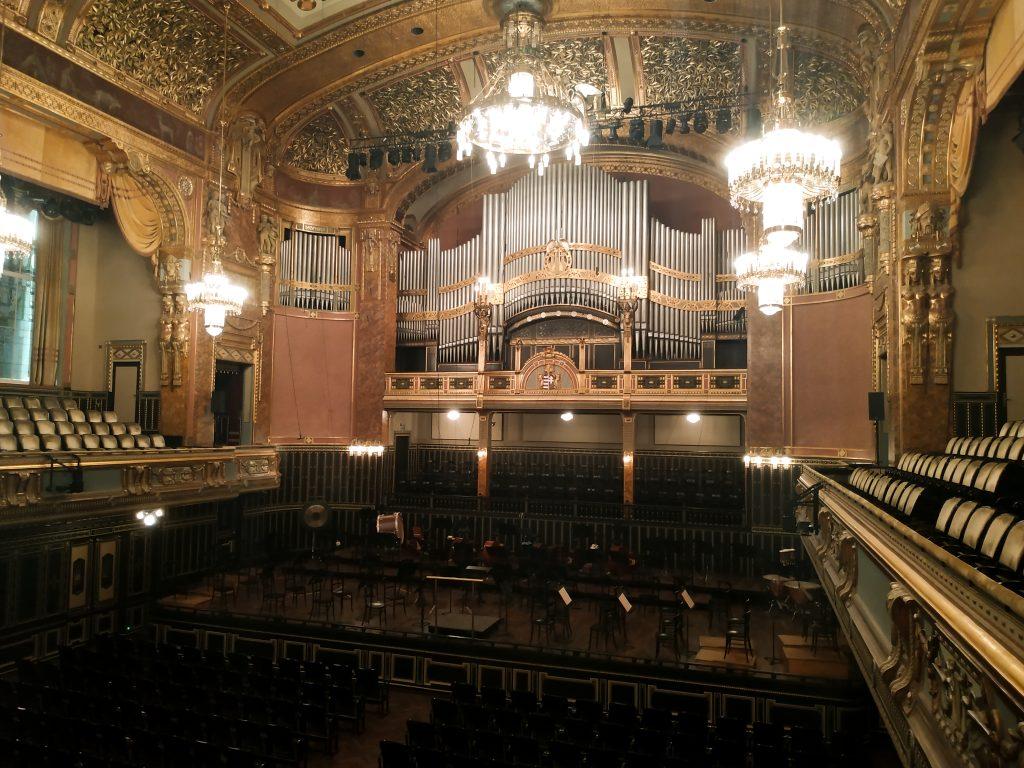 Visiter académie musique Franz Listz