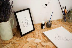 """Apprendre l'aquarelle en ligne : """"The Nude Body"""" par Rachelle Cunningham"""