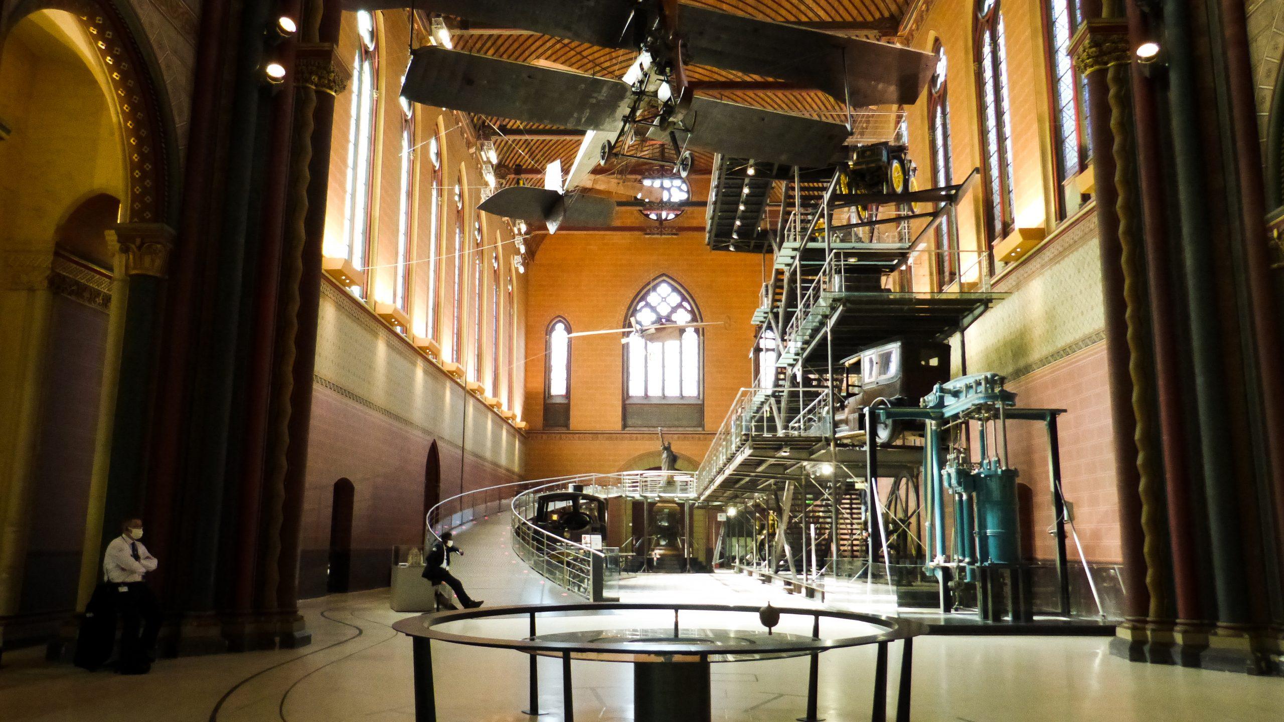 Musée des Arts et Métiers Paris