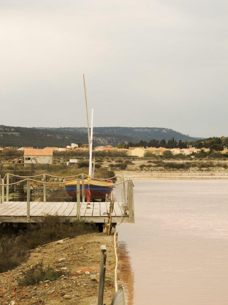 Visiter Gruissan - Les salins Saint-Martin