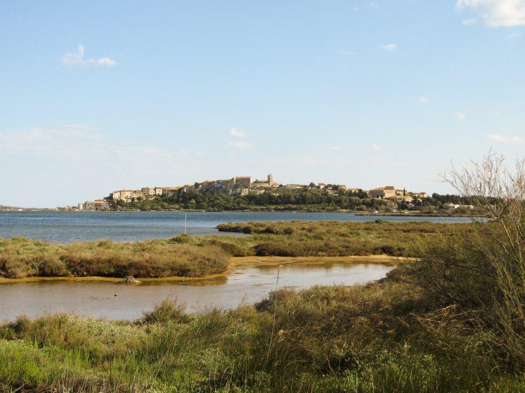 Visiter le Golfe antique - Le village de Bages