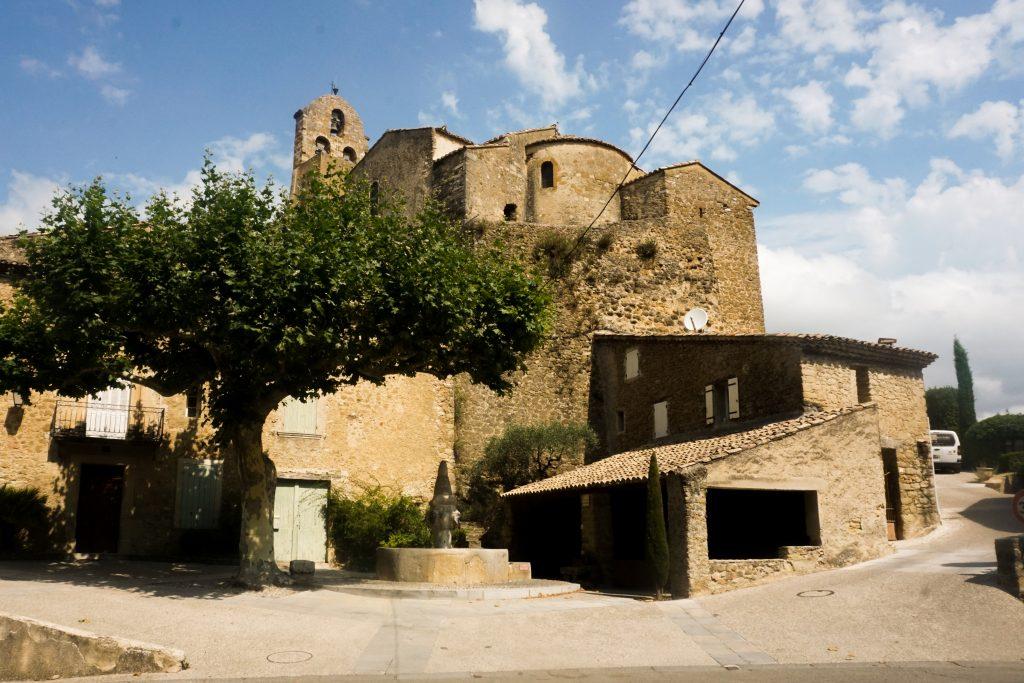 Que voir à Puyméras - Le château de Puyméras