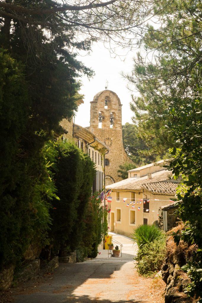 Visiter Puyméras dans le Vaucluse