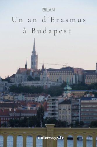 Pinterest : Un an d'Erasmus à Budapest