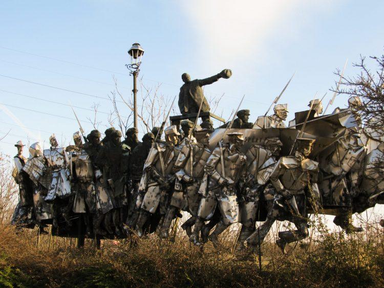 Budapest insolite Parc des statues
