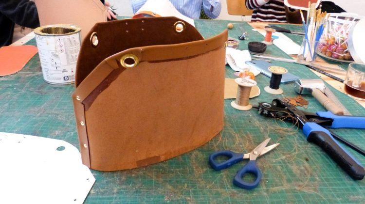 DIY : Créer son propre sac à main en quelques heures avec l'atelier La Patine.