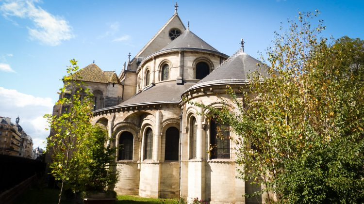 Eglise Saint-Martin-des-Champs
